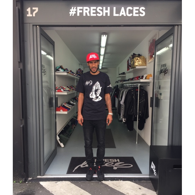 ac093fb8437 Fresh Laces NEW Store