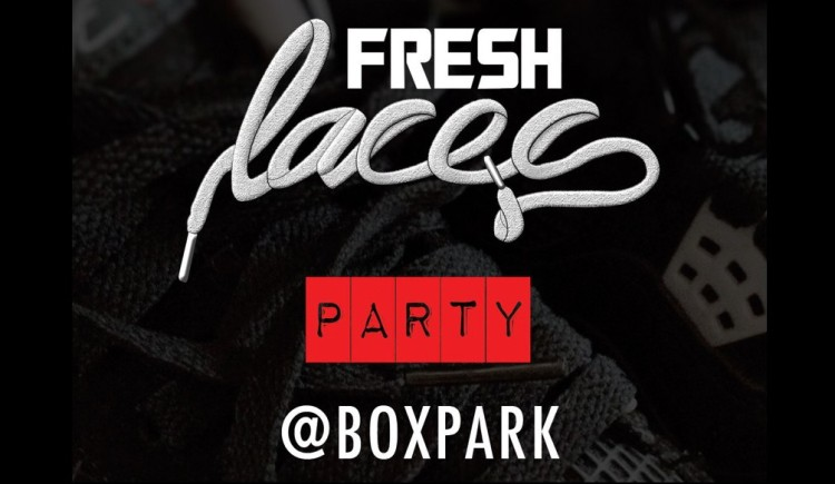 fresh laces, boxpark, uk fashion, uk music, shoreditch, sneaker blog